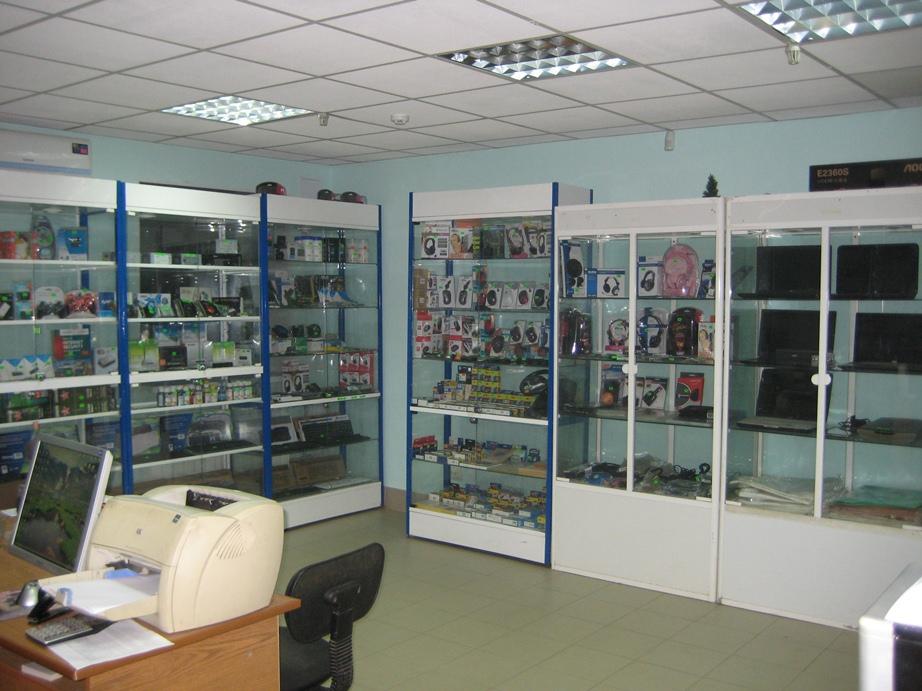 Компьютерный салон Интеркомп